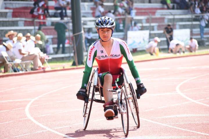 Suma delegación tlaxcalteca 10 medallas en Paralimpiada Nacional 2019