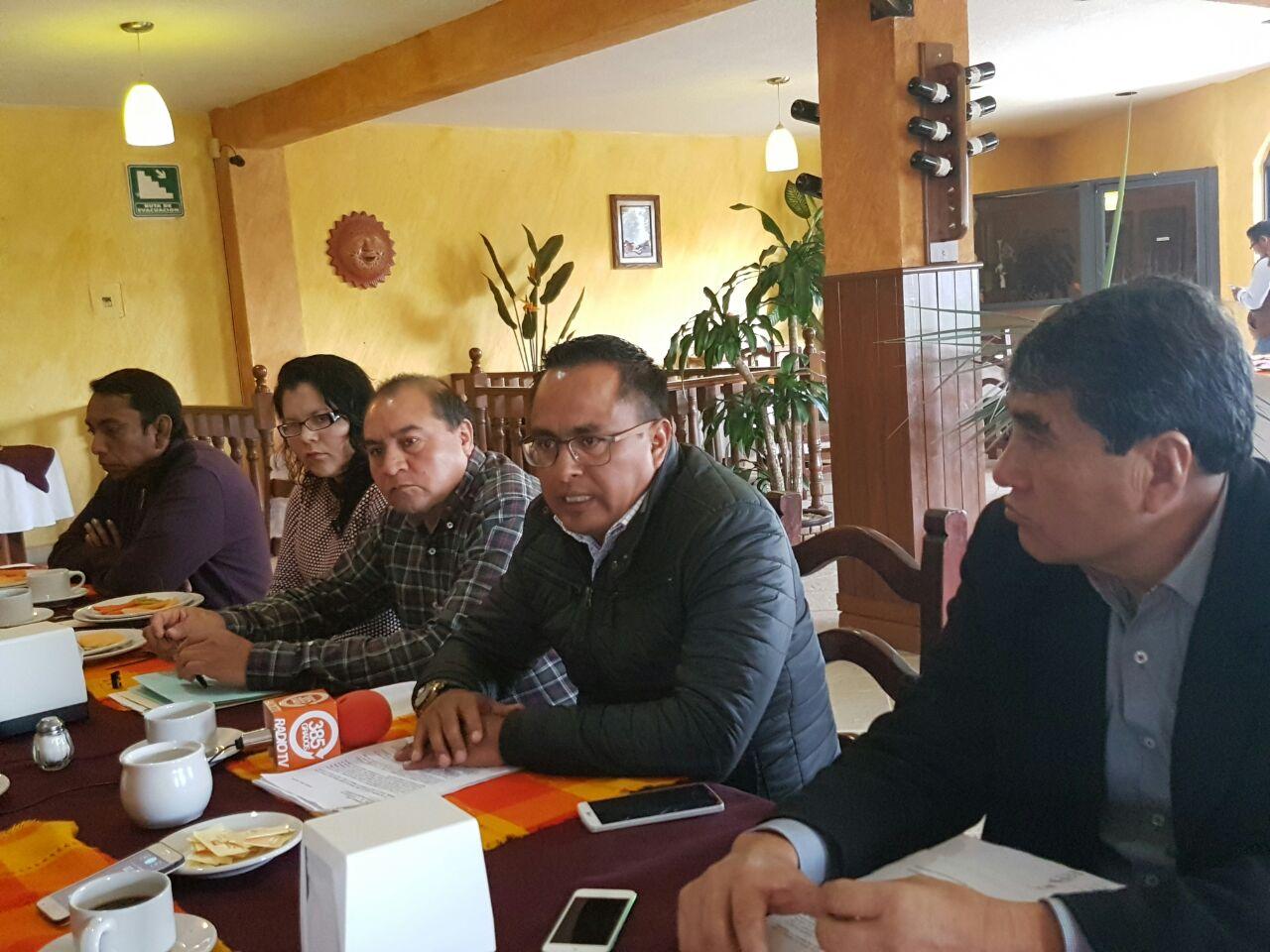 Se compromete alcalde de Papalotla a redoblar seguridad