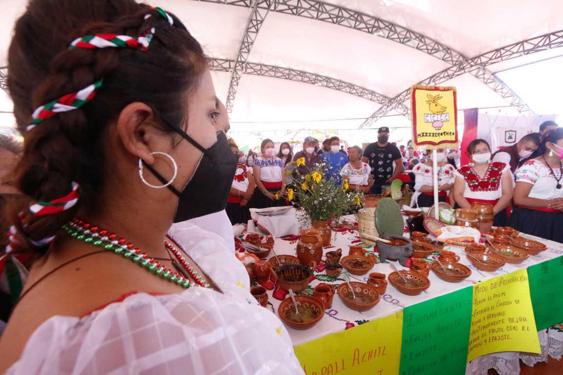 Celebra SEDIF el Día Mundial de la Alimentación con muestra gastronómica