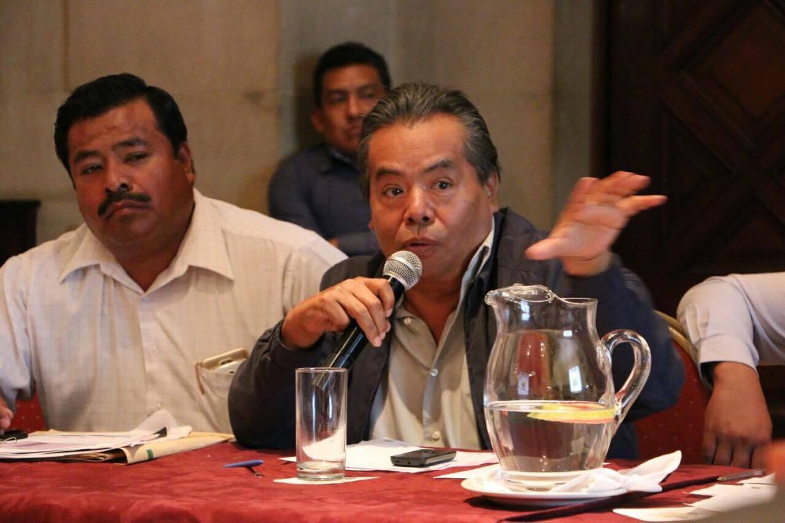 Se desecha denuncia de juicio político en contra del diputado Silvano Garay