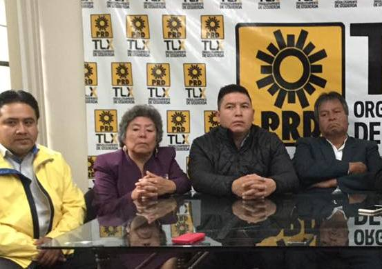 Expulsarán a diputada del PRD por afiliarse al PT