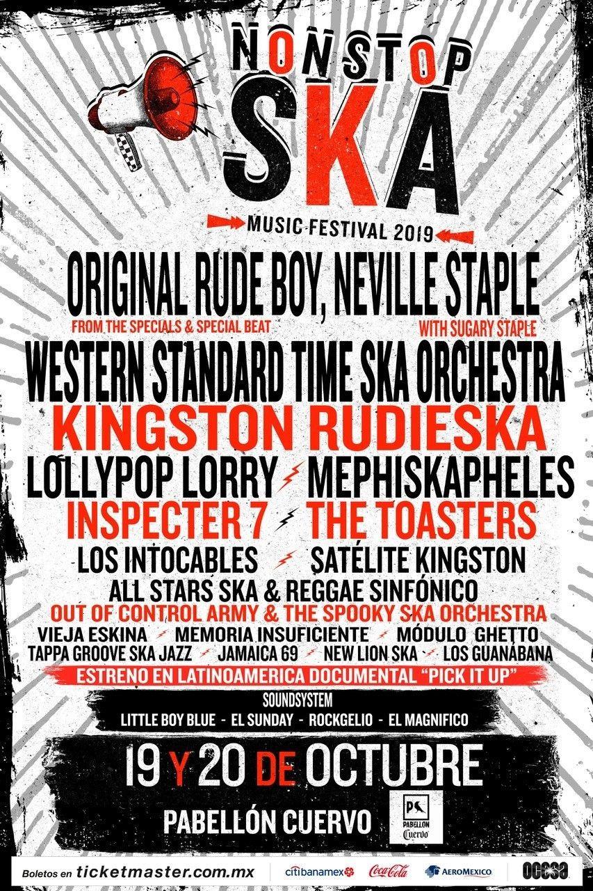 Se presenta la banda Non Stop Ska