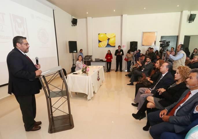Acuerdan UAT y Congreso del Estado de Tlaxcala colaboración conjunta