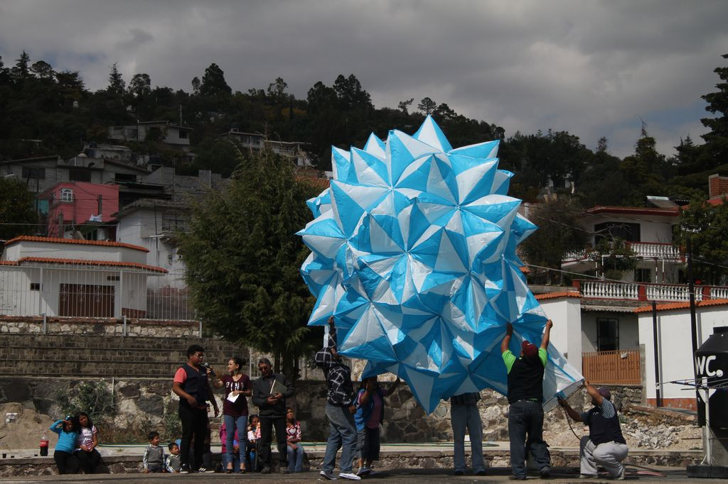 Invitan al 3er Festival nacional de Globos de Cantolla