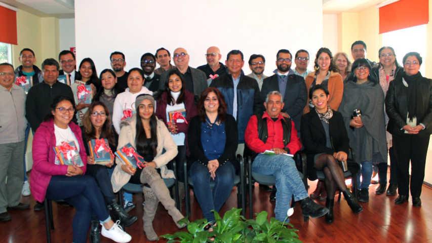 Realizan bienvenida a estudiantes de turismo regional