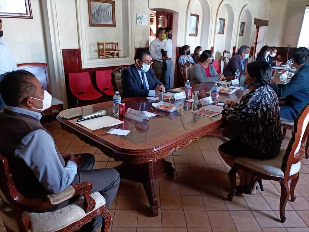 Implementa SESA estrategia -Fortalecimiento Ante Covid-19 E Influenza- en el municipio de Chiautempan