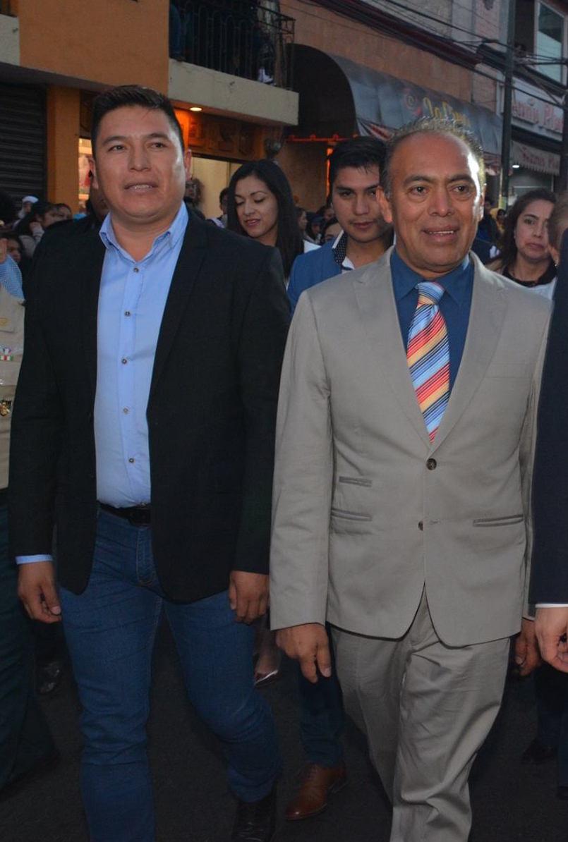 Con aparente historial negro designan a comandante en Zacatelco