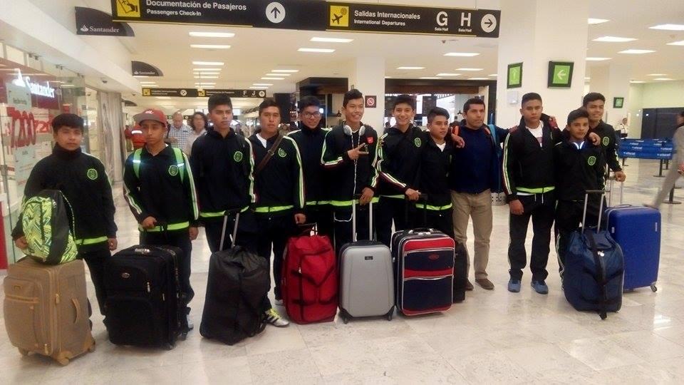 Tlaxcaltecas representarán a México en IV Copa del Sur Perú 2017