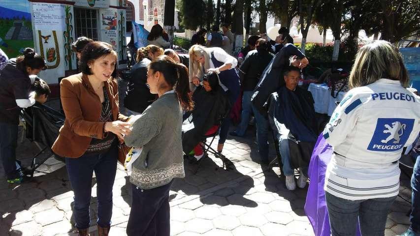 Se llevo a cabo Jornada de Salud en Atención Básica en Tetla