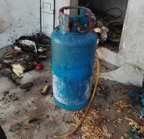 Fallece niña de 6 años lesionada tras fuerte explosión en Yancuitlalpan