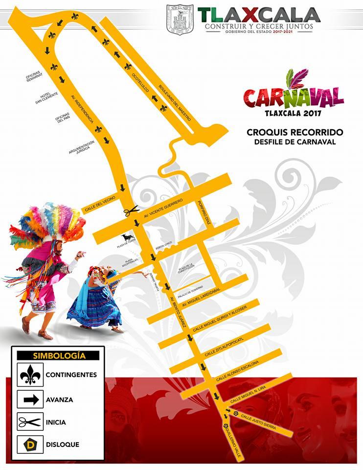 Desplegará Policía Estatal operativo vial por desfile de carnaval