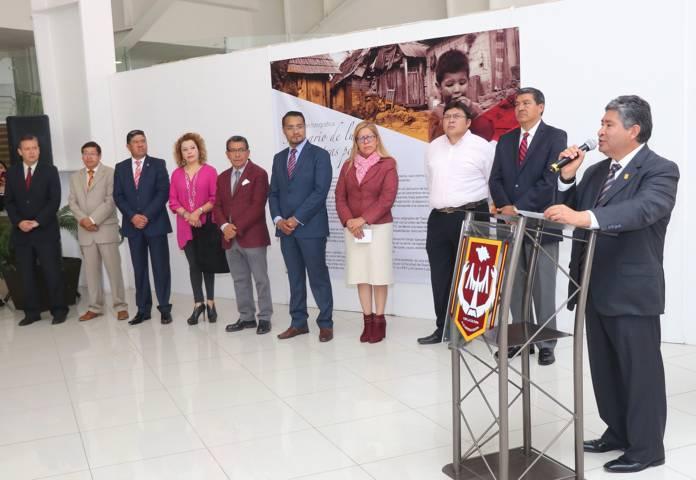 Exponen en la UAT integrantes de la Unión de Periodistas del Estado de Tlaxcala