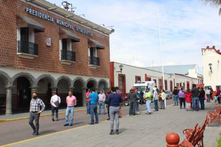 Tras sismo de 7.5 no se reportan daños en Ixtacuixtla