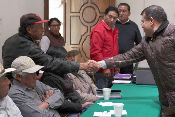Refrendará Gobierno del Estado convenio con Veracruz para impulsar trabajo de apicultores