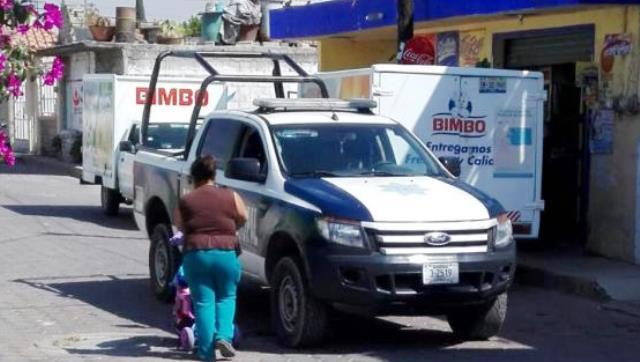 Incapacidad de Federico Tomas Orea para gobernar Zacatelco