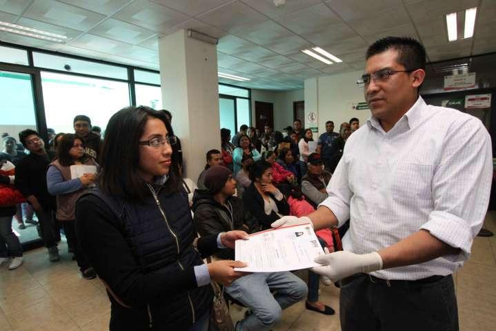 Busca Gobierno del Estado agilizar entrega de constancias de no antecedentes penales