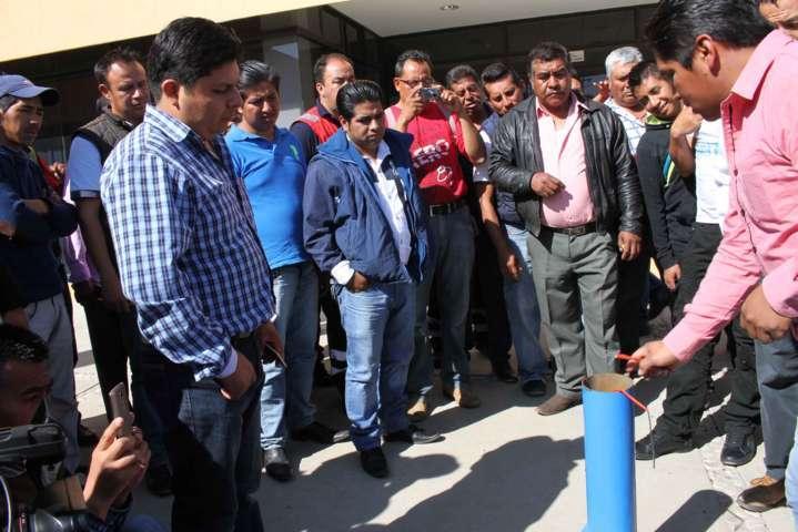 Capacita Gobierno de Tlaxcala a municipios en prevención de incendios y manejo de pirotecnia