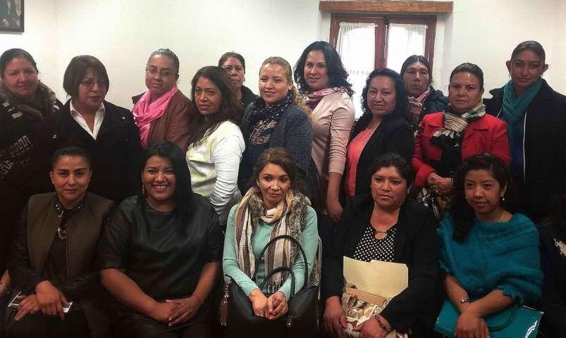 Promueve Gobierno del Estado prevención de violencia de género en municipios