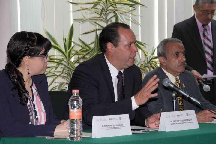 Presenta Sedeco convocatorias 2017 del INADEM