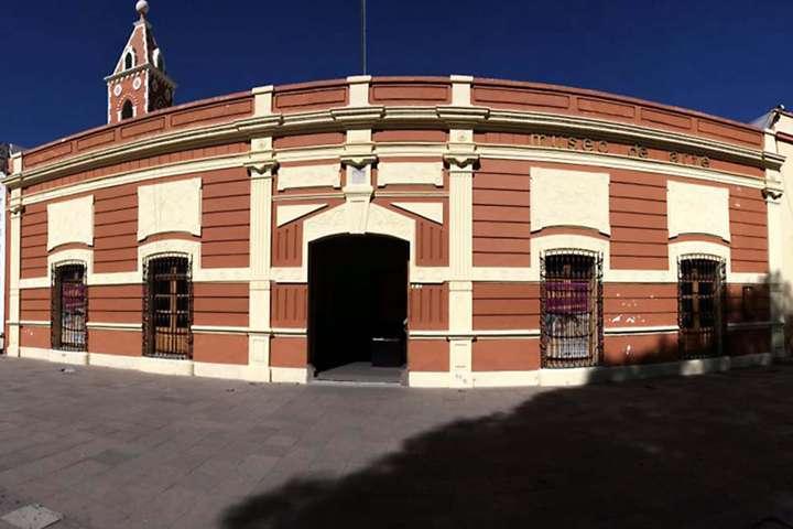 Fortalece Museo de Arte de Tlaxcala vocación cultural del Estado