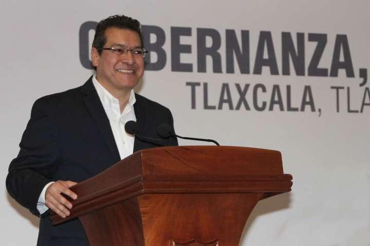 Tlaxcala seguro para ser más competitivo: Marco Mena