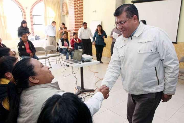 Comparte SEFOA logros de seguridad alimentaria en Tlaxcala