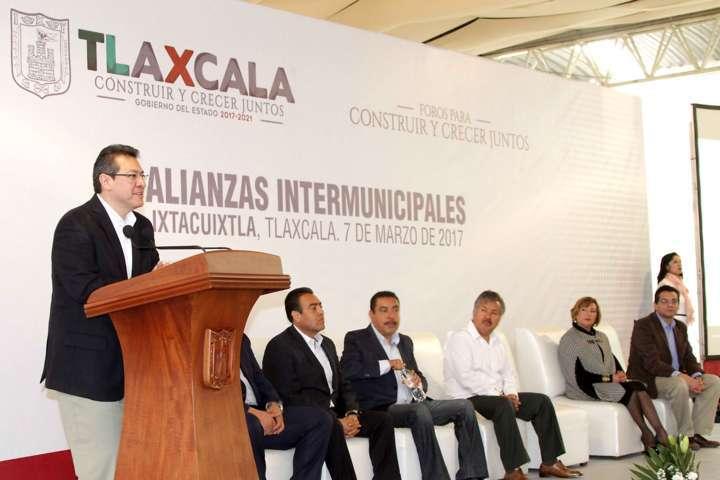 Ciudadanos, propósito de la acción de gobierno: Marco Mena