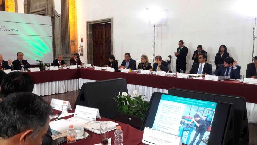 Gobierno del Estado se compromete con el Nuevo Modelo Educativo: Camacho Higareda