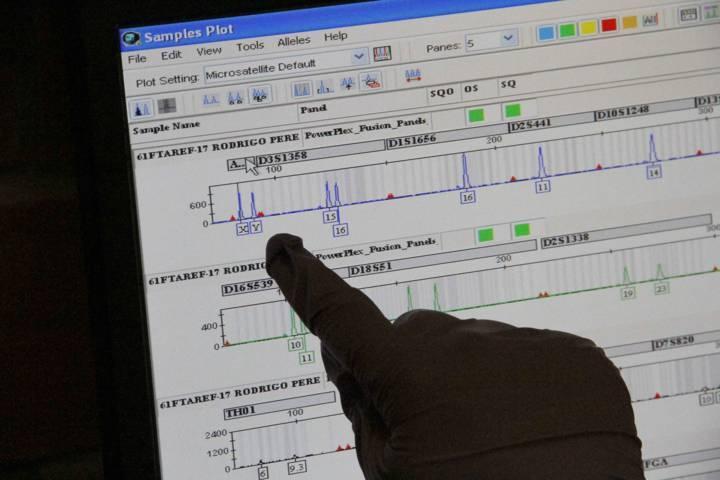 Continúa PGJE proceso de identificación de cuerpo encontrado en límites con Puebla