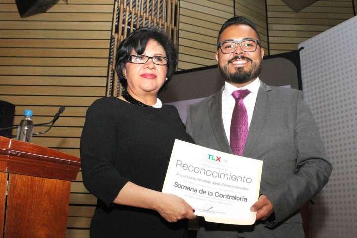 La transparencia se replicará en todo Tlaxcala: Segob
