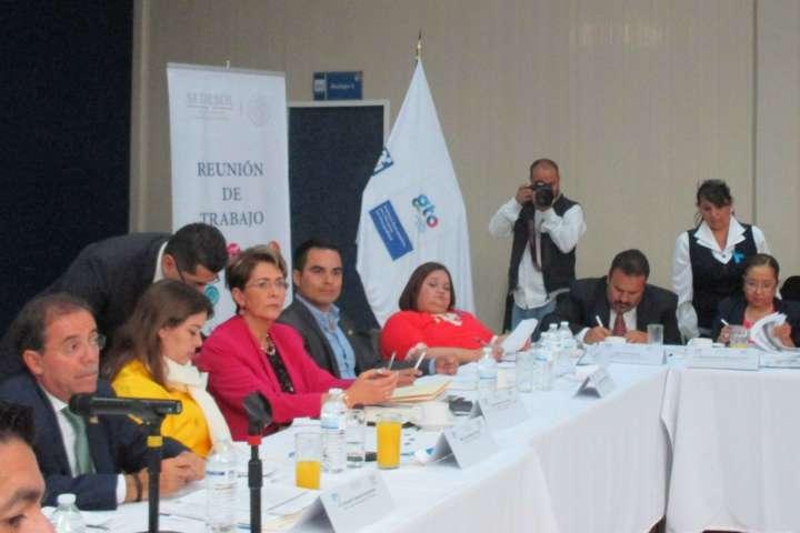 Fortalece Tlaxcala estrategias de atención a personas con discapacidad