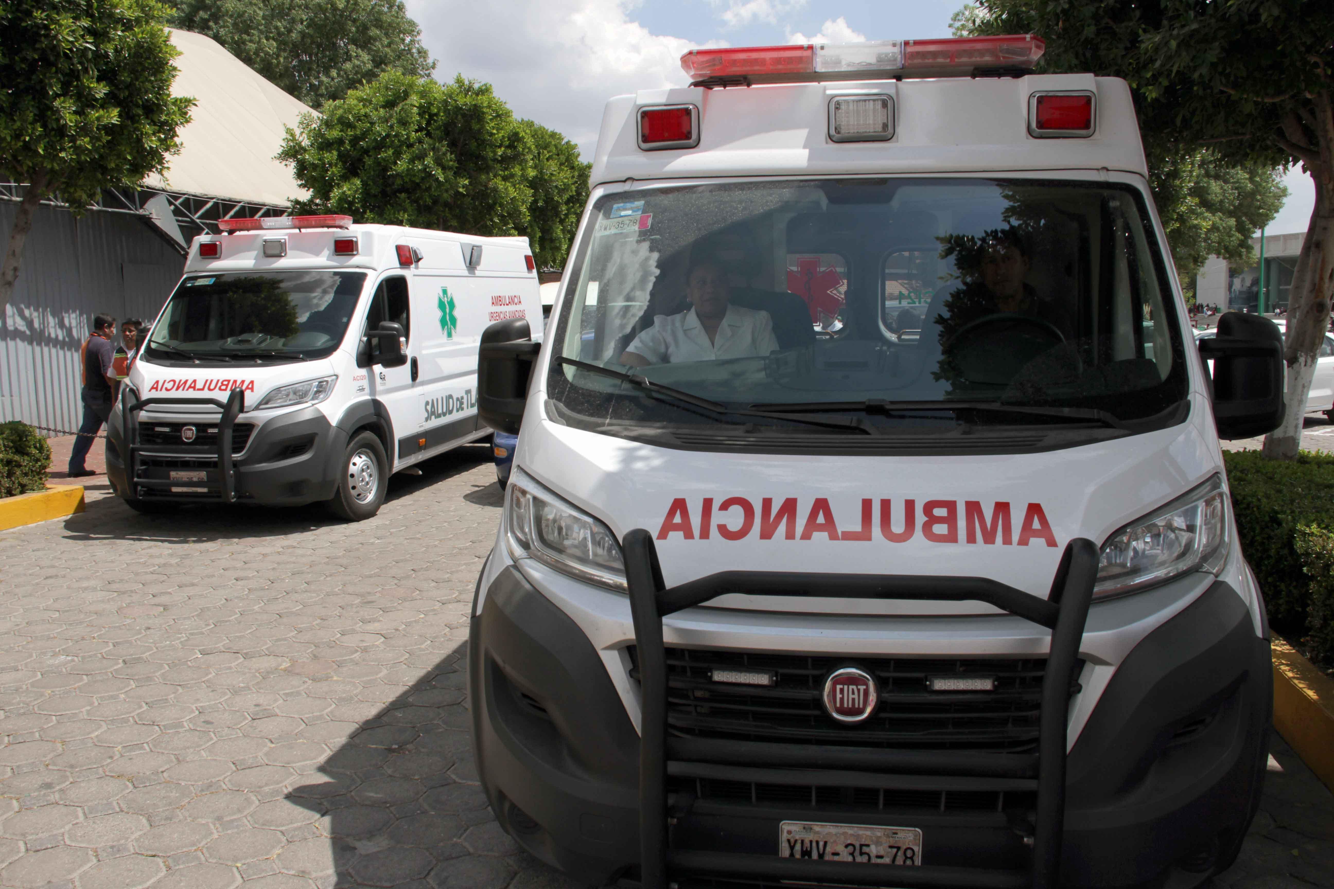 Brinda SESA atención médica a lesionados de Terrenate