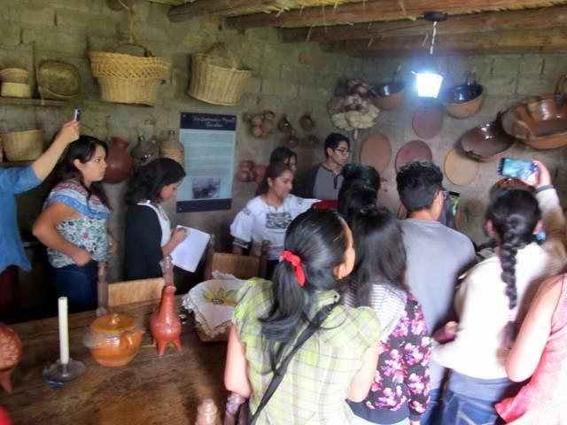 Exhibe Museo Vivo de Artes piezas representativas de Tlaxcala