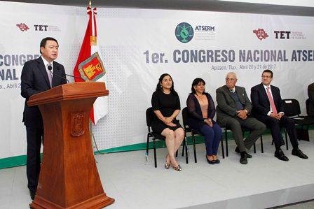 Dice Osorio que Tlaxcala es ejemplo nacional en materia de empleo