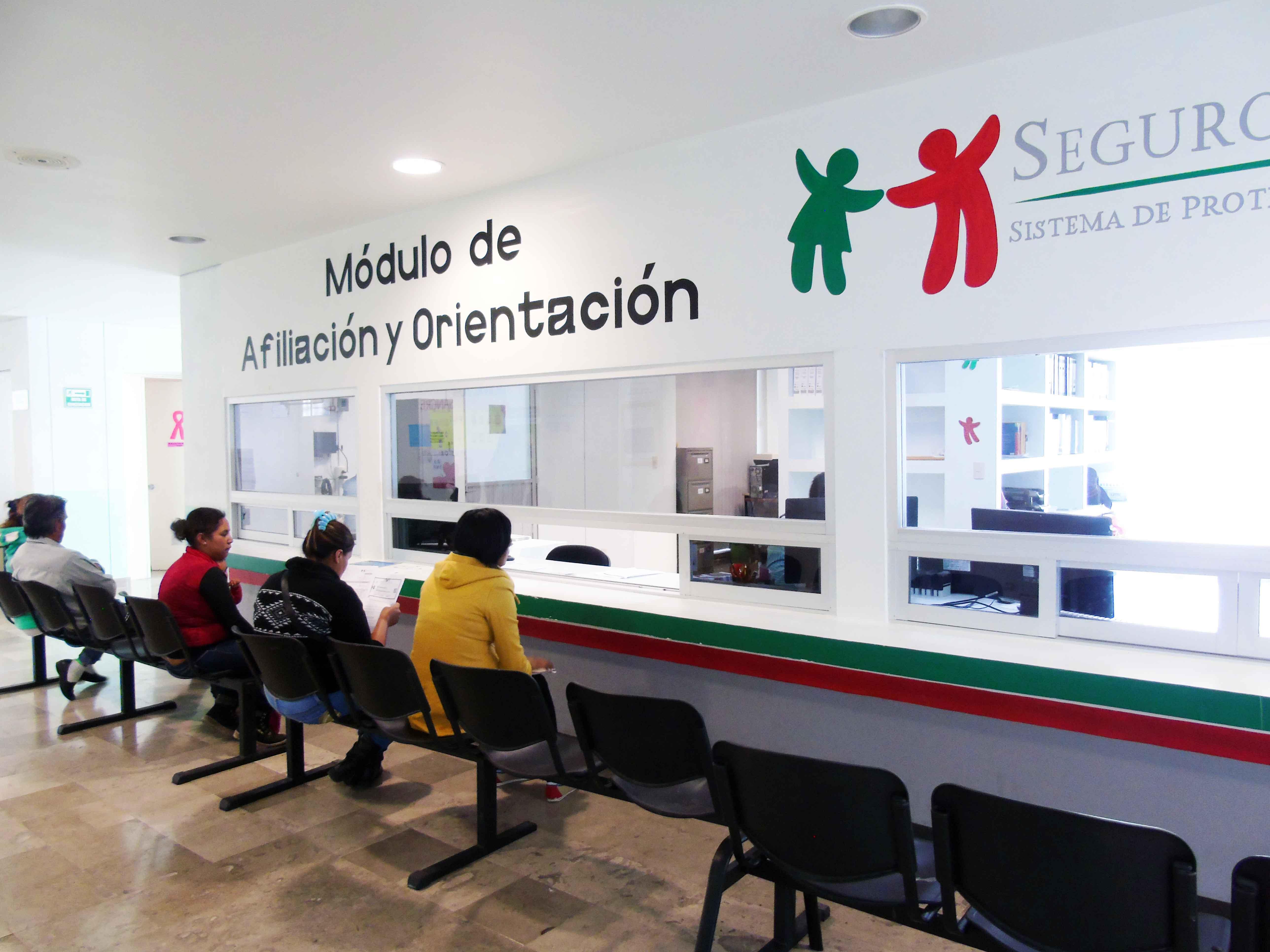 Intensifica SESA reafiliación de tlaxcaltecas al Seguro Popular