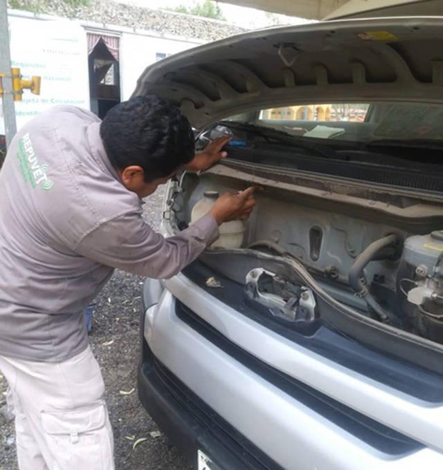 Más de mil 377 automóviles cuentan con el chip del Repuve: CESESP