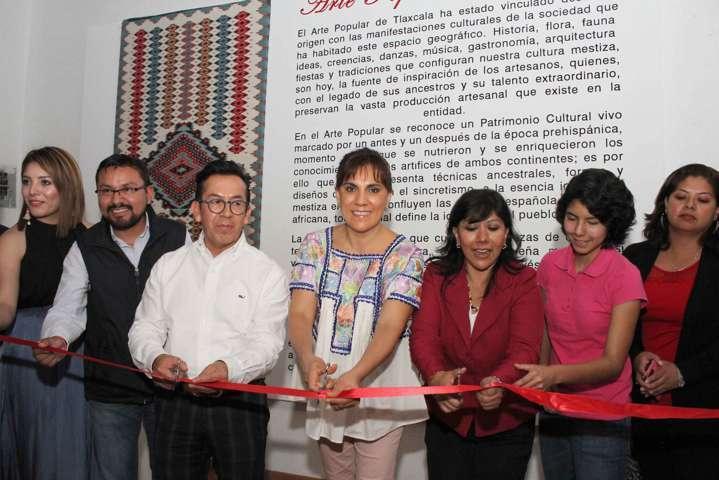 Inauguran la exposición