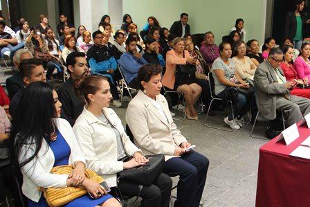 Capacita Oficialía Mayor a personal de Secte en atención ciudadana