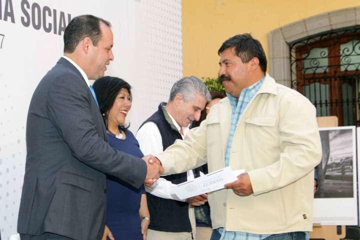 Celebra gobierno Tercera Expo Estatal de Economía Social