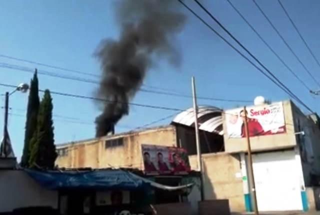 Ex candidato de MORENA a la alcaldía de Zacatelco contamina