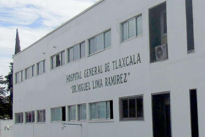 Ofrece servicios de especialidad el Hospital General de Tlaxcala