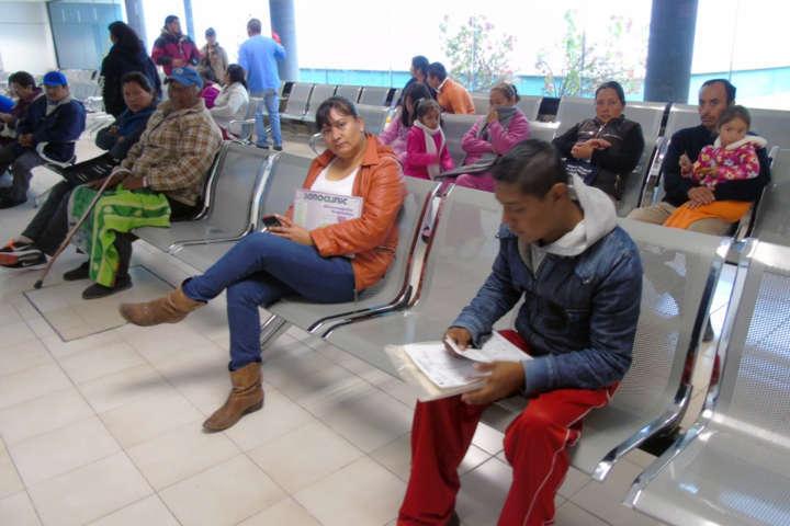 Gastroenterología nuevo servicio en Hospital de Tzompantepec