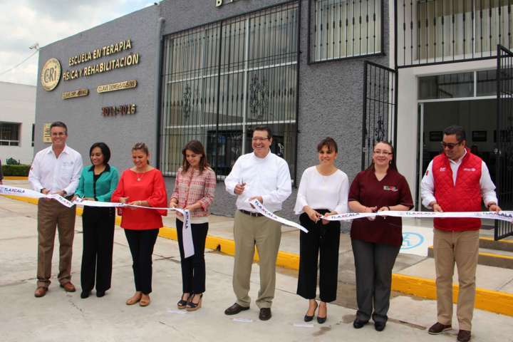 Inauguran biblioteca del Centro de Rehabilitación Integral