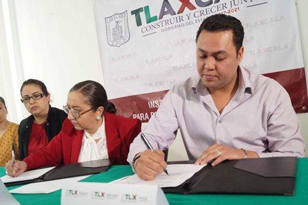 Impulsan en Tlaxcala inclusión  laboral de personas con discapacidad