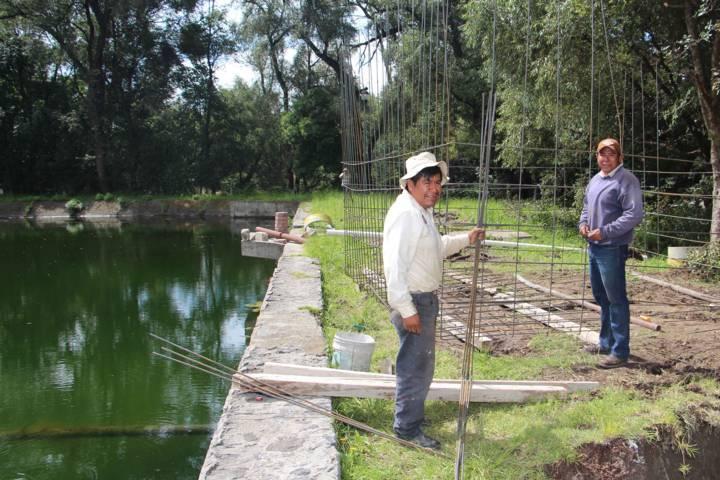 Fortalece Secoduvi suministro de agua potable en Atlihuetzia
