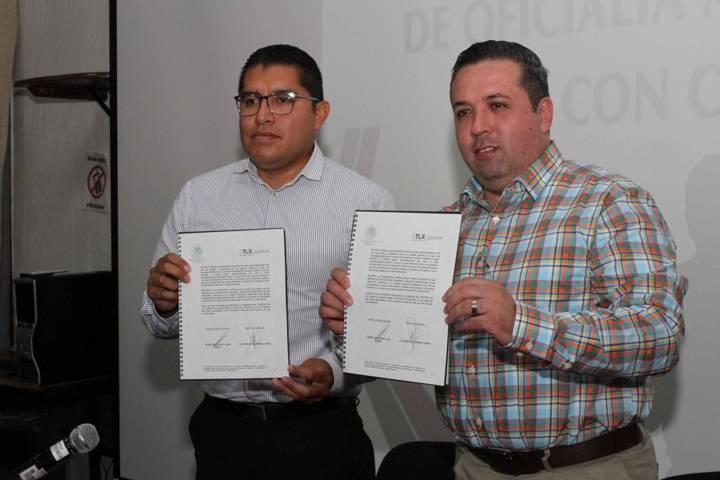 Brindan Gobierno del Estado y Cecutlax capacitación a funcionarios públicos