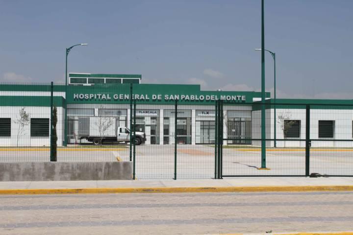 Supervisa Secretario de Salud operatividad del Hospital de San Pablo del Monte
