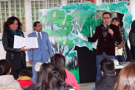 Promueve valores escuela de verano: Manuel Camacho