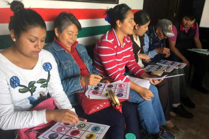 Realiza ICATLAX primer concurso de lengua náhuatl en Chiautempan