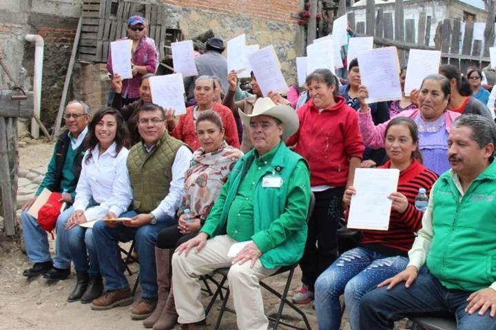 Trabajo coordinado de Gobiernos Federal y Estatal para beneficio de Tlaxcala: SEFOA